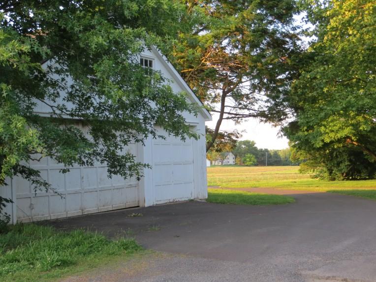 Patterson Farm View of the Doan Farm