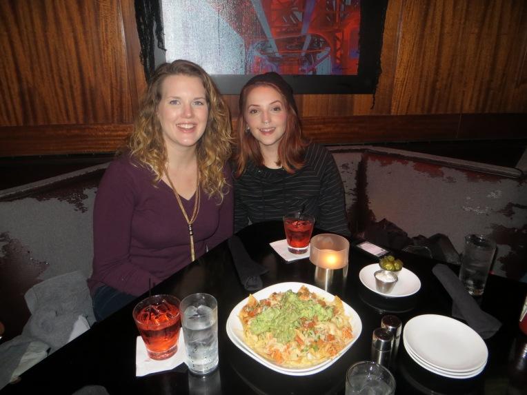 Katie and Deena