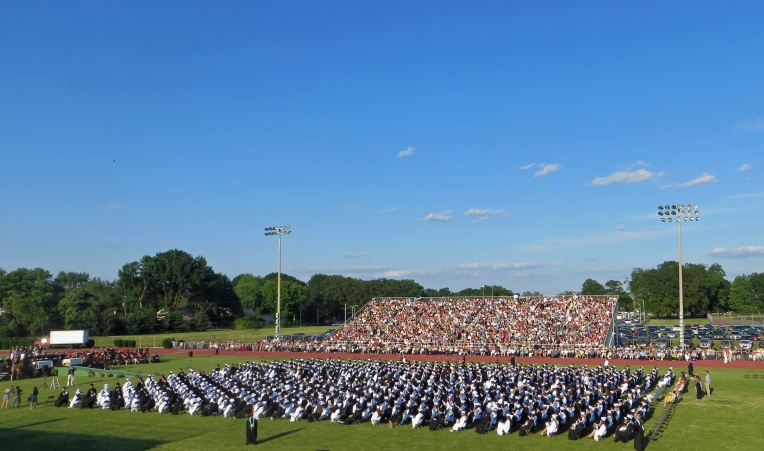 Pennsbury High School 2013 Graduation