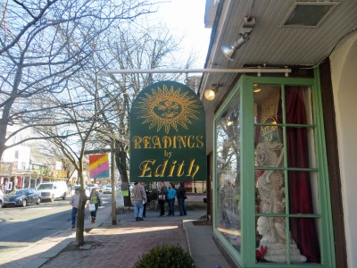 Readings by Edith Sign