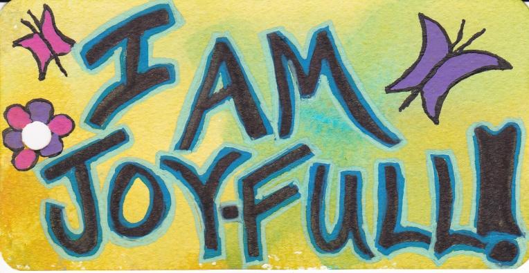 I am Joy-full