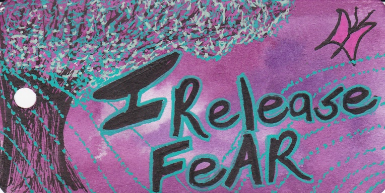 I Release Fear
