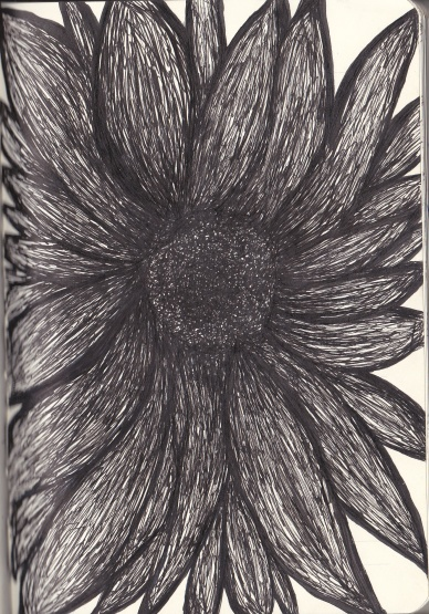 Sunflower Journal Entry