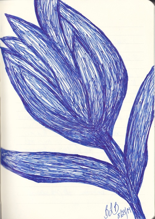 Tulip Journal Entry