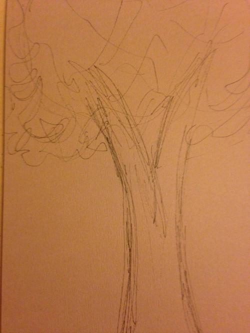 Tree of Dreams Sketch