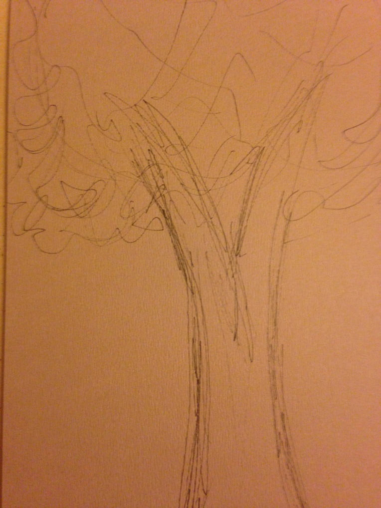Tree of Dreams Sketch