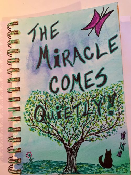The Miracle Comes Quietly