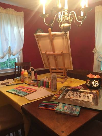 dining-room-art-studio