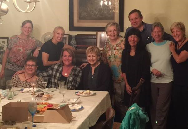 Going away party with my friends in Yardley (2)