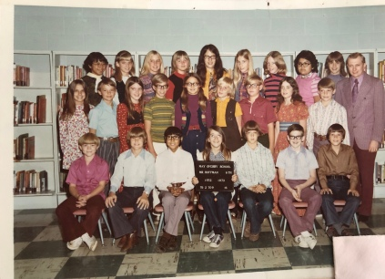 Sixth Grade Class Photo